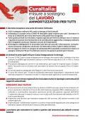 CuraItalia: misure a sostegno del lavoro per l'emergenza COVID-19